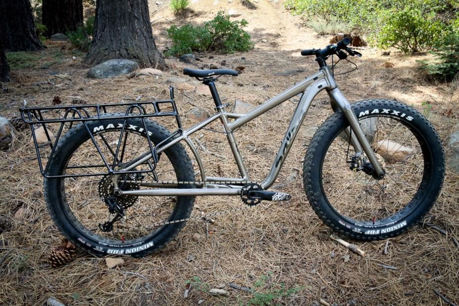salsa blackborow cargo fat bike 2018 bike dica onde os. Black Bedroom Furniture Sets. Home Design Ideas