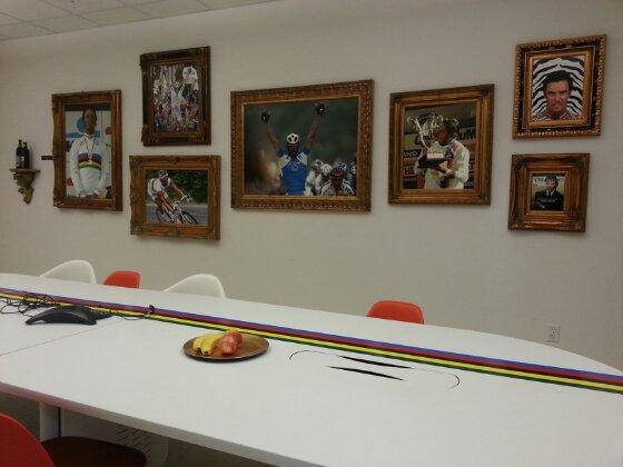 The Mario Cipollini Room