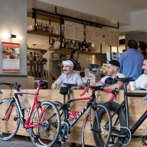 Cucina+on+Hay+Bike+Friendly+Cafe